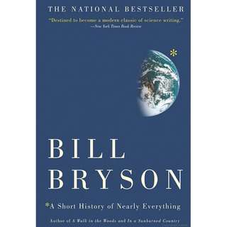 [eBook] A Short History of Nearly Everything - Bill Bryson
