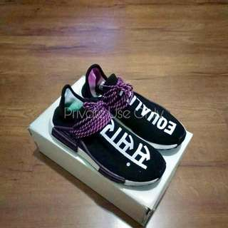 2ee8bbd4d506d (Best Seller) Pharrell Williams  Human Race  x Adidas NMD HU Trail Holi
