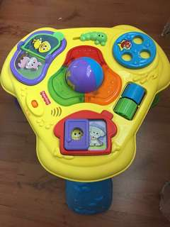 Fisher Price Lights and Sound Activity Set