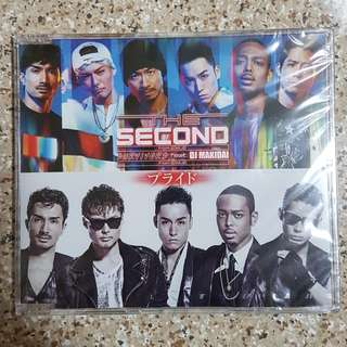 "The Second from Exile ""Survivors feat. DJ Makidai/ プライド"""