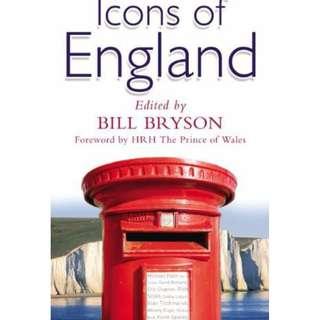 [eBook] Icons of England - Bill Bryson