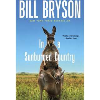 [eBook] In a Sunburned Country - Bill Bryson