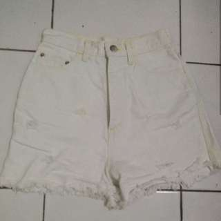 Hotpants ripped size s