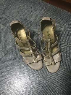Original YSL gladiator sandals