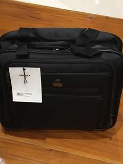 Brand New: Authentic Delsey Helium 2.0 Trolley Tote