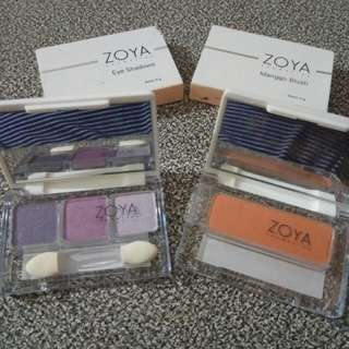Take All 50rb Zoya Eyeshadow & Blush On
