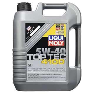 Liquid Moly Top Tec 4100 5W-40 (5L)