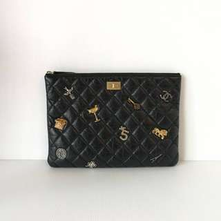Authentic Chanel Reissue O Case