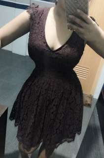 lace dress (sexy back)