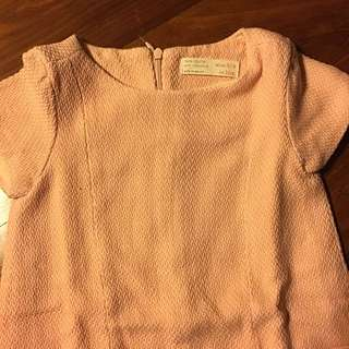 Zara dress 3-4 yrs