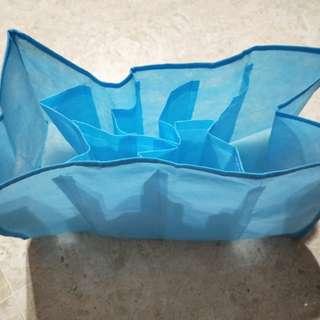 Bag organiser (light blue)