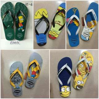 Havaianas overruns/mall pull outs. Visit my FB page jen's online shoppe.. 100% Legitimate reseller!