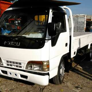 14ft Isuzu 4HF1 Dropside