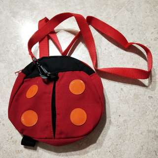 Beetle bag for kid