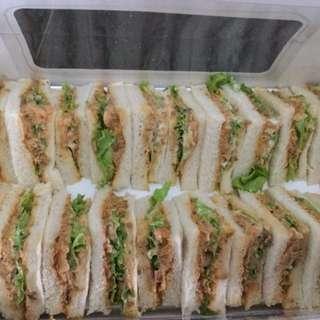 Sandwich Fresh dan Sedap by Ummi De Cuisine