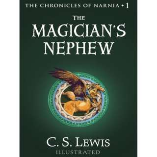 [eBook] The Magician's Nephew - C. S. Lewis
