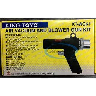 King Toyo Air Vacuum & Blower Gun Kit (Wonder Gun)