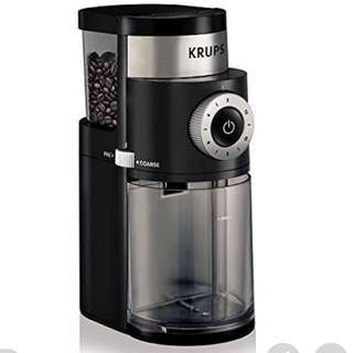 Professional Electric Coffee Burr Grinder