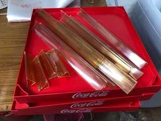 Coca-Cola Plastic Rack / Standee
