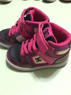 DC高筒童鞋13cm