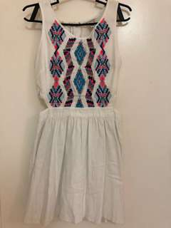 American Eagle Tribal Dress
