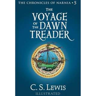 [eBook] The Voyage of the Dawn Treader - C. S. Lewis