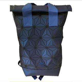 Unisex Adidas 3D Roll Top Backpack – The words Inspired by Adidas