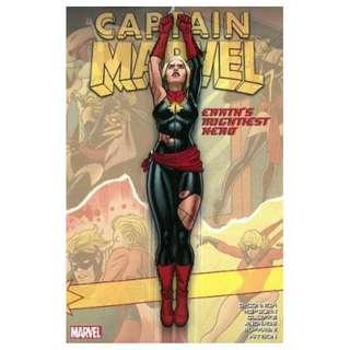 (Brand New) Captain Marvel Earth's Mightiest Hero Vol. 2  By: Jen Van Meter, Kelly Sue DeConnick, Scott Hepburn (Illustrator) Paperback