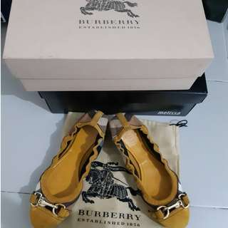 Burberry Doll Shoes