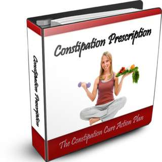 The Gentle Constipation Cure: How To Relieve Constipation Without Cramp-Inducing Laxatives eBook