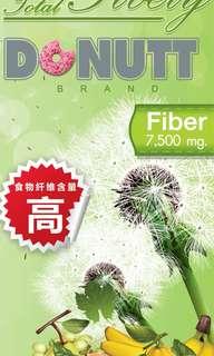 B113 泰國Total Fibely🍩 (Donutt Brand) 🍵高纖酵素排毒飲