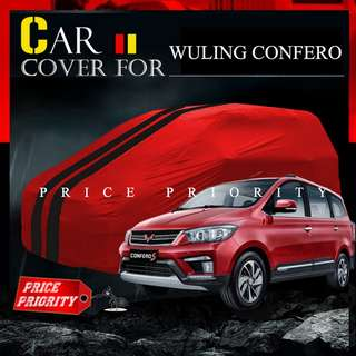 Body Cover / Sarung Mobil / Cover Mobil Warna Wuling Confero S
