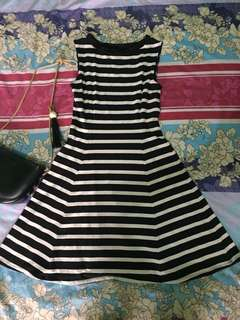 BW Striped Dress