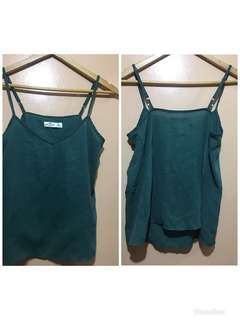 Hollister xs chiffon top
