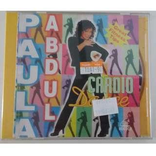 Paula Abdul Cardio Dance Work