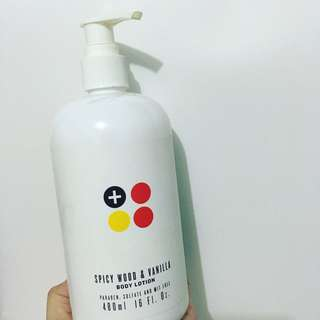 Cotton On Body Lotion (480ml)