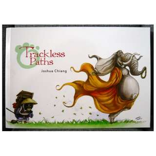 Trackless Paths Book by Joshua Chiang