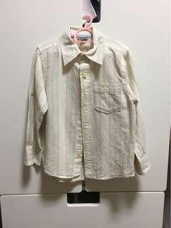 GAP Boy's Long sleeve shirt
