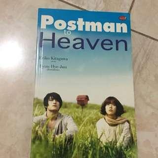postman heaven novel