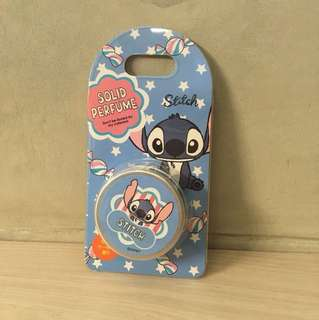 Disney Store - Solid Perfume Stitch