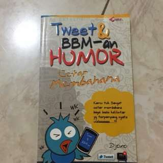 tweet dan bbm-an humor