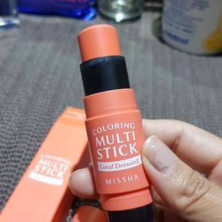 Missha Blush On Stick Peach