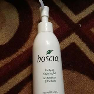 Cleansing gel boscia