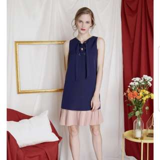 Andwelldressed blue dress #Easter20