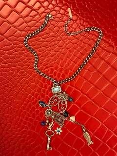 Vintage-inspired Necklace 復古思潮頸鏈