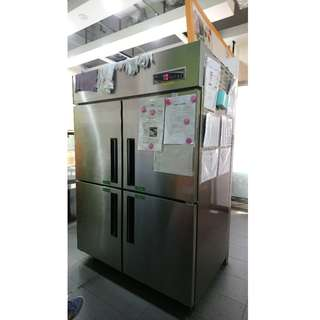 Commercial freezer and chiller for sale