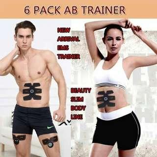 6 Pack Ab Trainer