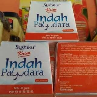 Indah payudara Cream - herbal pembesar payudara aman with BPOM