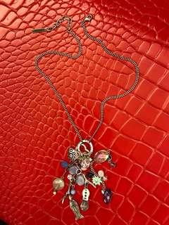 Glamorous Youth Necklace 魅力青春頸鏈