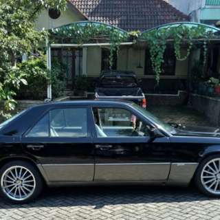 Mercedes Benz E320 thn'88